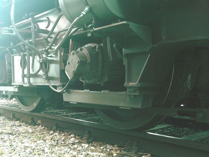 Train Wheels öbb Technik  Räder Mechanic Traction