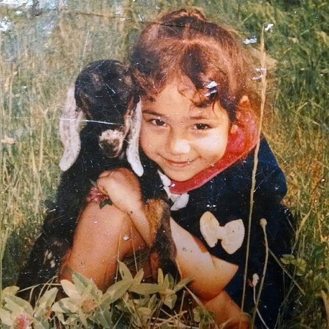 TBT  to when my best friends were all goats. Thatfarmlife Goatsarethecoolest Babyeryn