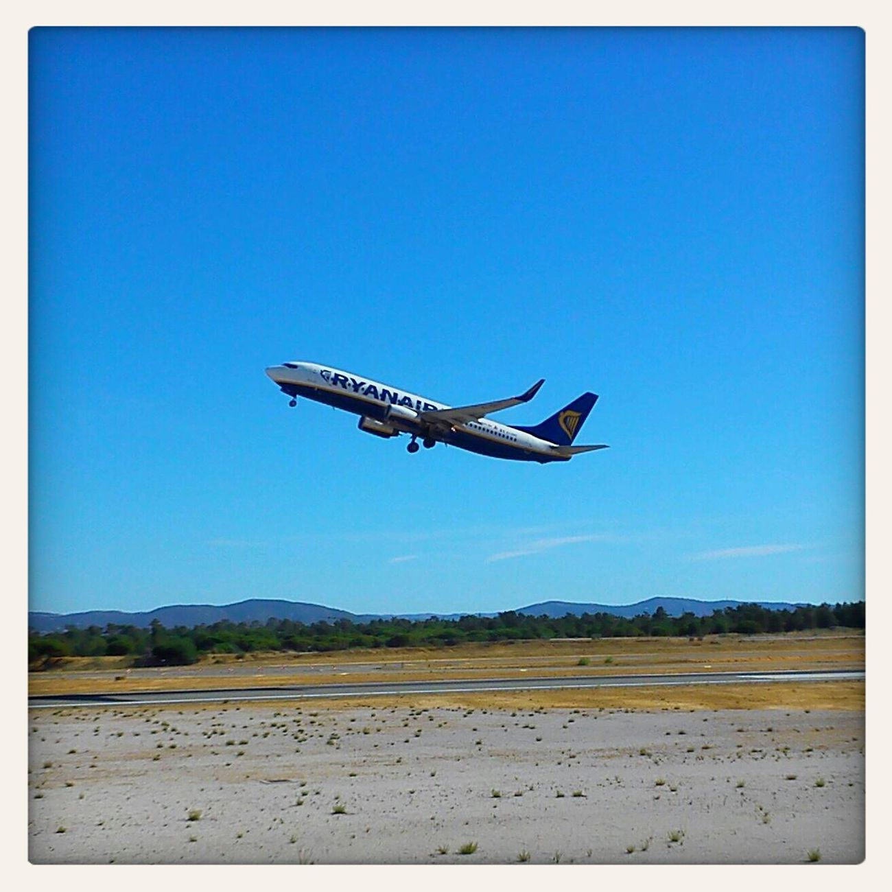 Ryanair - Airport Faro (2013/08/08)