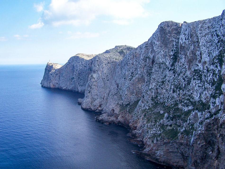 Awe Beauty In Nature Coast Coastline Day Idyllic Isle Mallorca Nature No People Ocean Outdoors Rock S Scenics Sea Sky SPAIN Sunset Tranquil Scene Tranquility Water