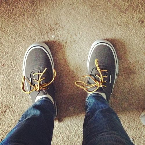 Solid pair of shoes. New Casual Classy NotSperrysTho Comfy Grey TwineLaces