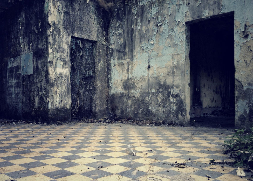 AMPt - Abandon in Escuintla by Monodelespacio