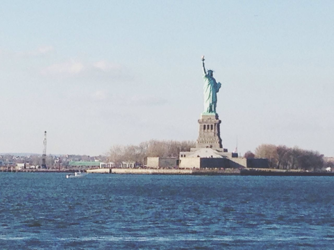 Beautiful stock photos of statue of liberty, Architecture, Building Exterior, City, City Life