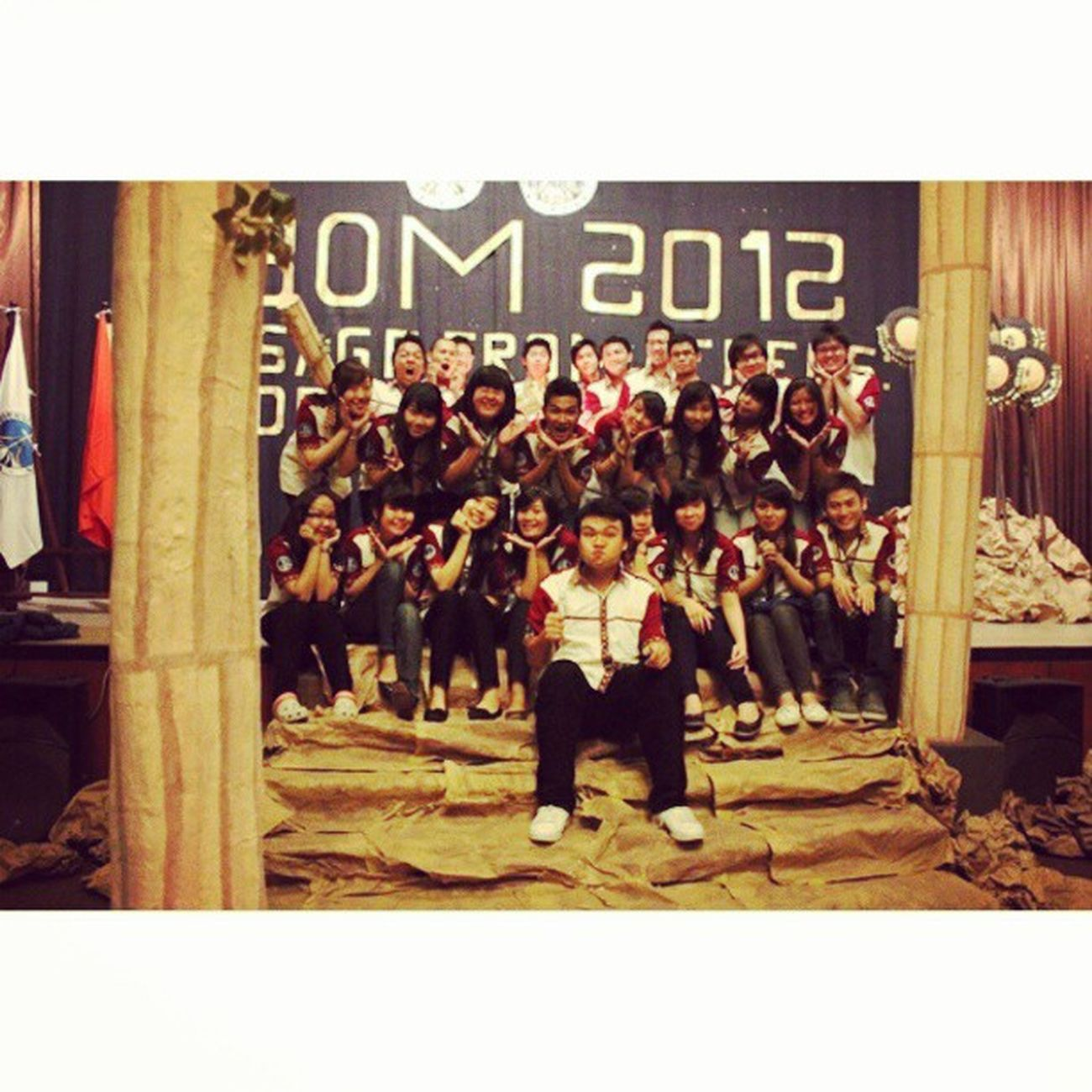 BOM2012 Memory Bempeople UKP love hug friends awesome teamwork family famous