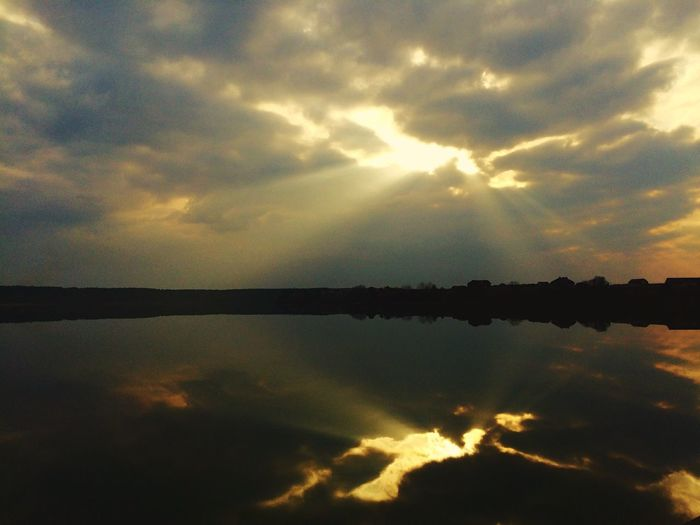 Clouds And Sky Nature Рівне / Rivne Олександрія