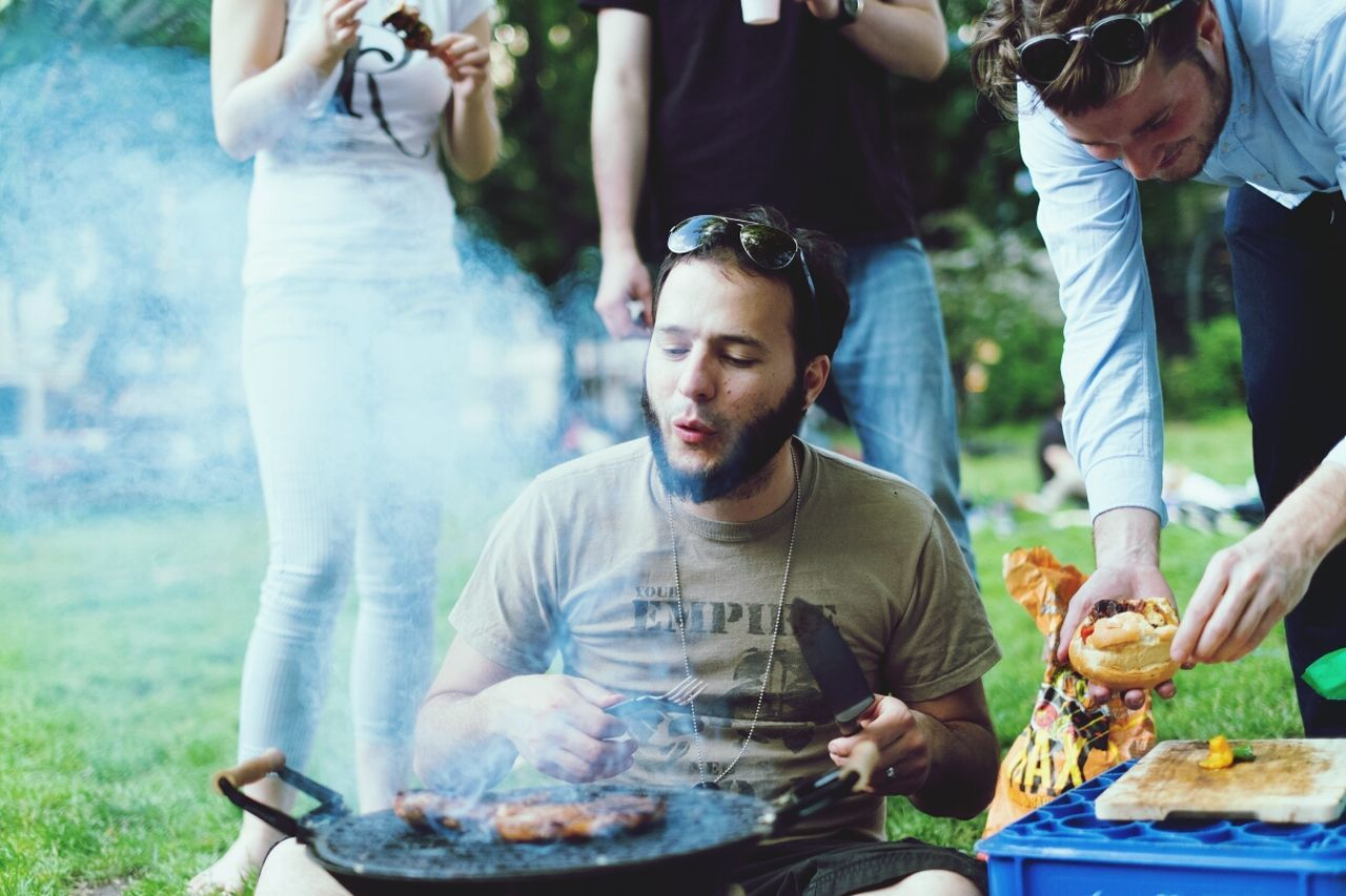 Beautiful stock photos of life, Barbecue, Barbecue Grill, Barbecuing, Berlin