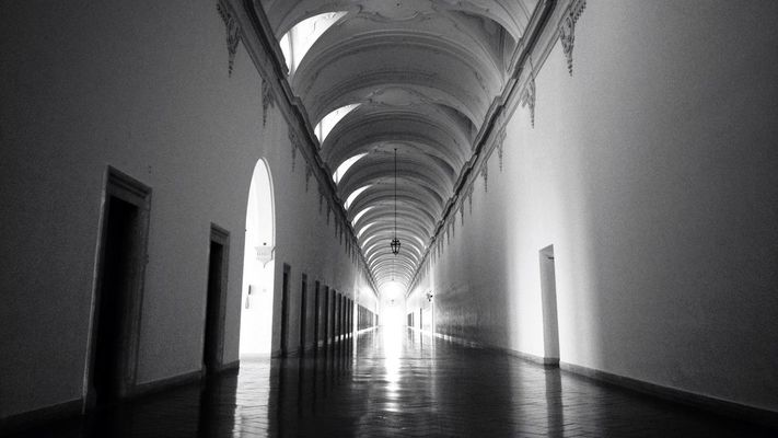 Quality time at Abbazia di Montecassino by Al Ramsur