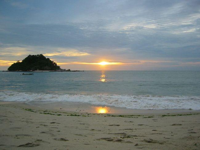 Malaysia Pangkor Island Sunset Serenity Timeless ASIA Peaceful Feel Free Hang Loose Traveling