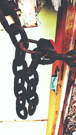 In Chains Abandoned Places Locked Up Locked Out... Forbidden Area Taking Photos