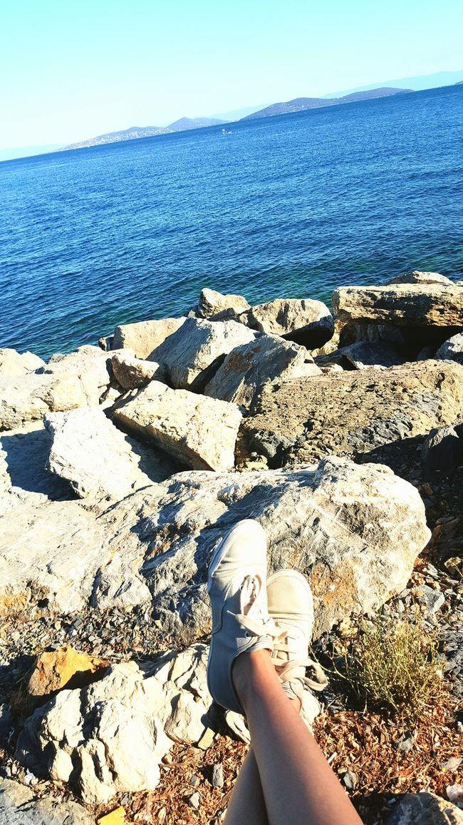 Adventure Club Be Active Sea Rocks