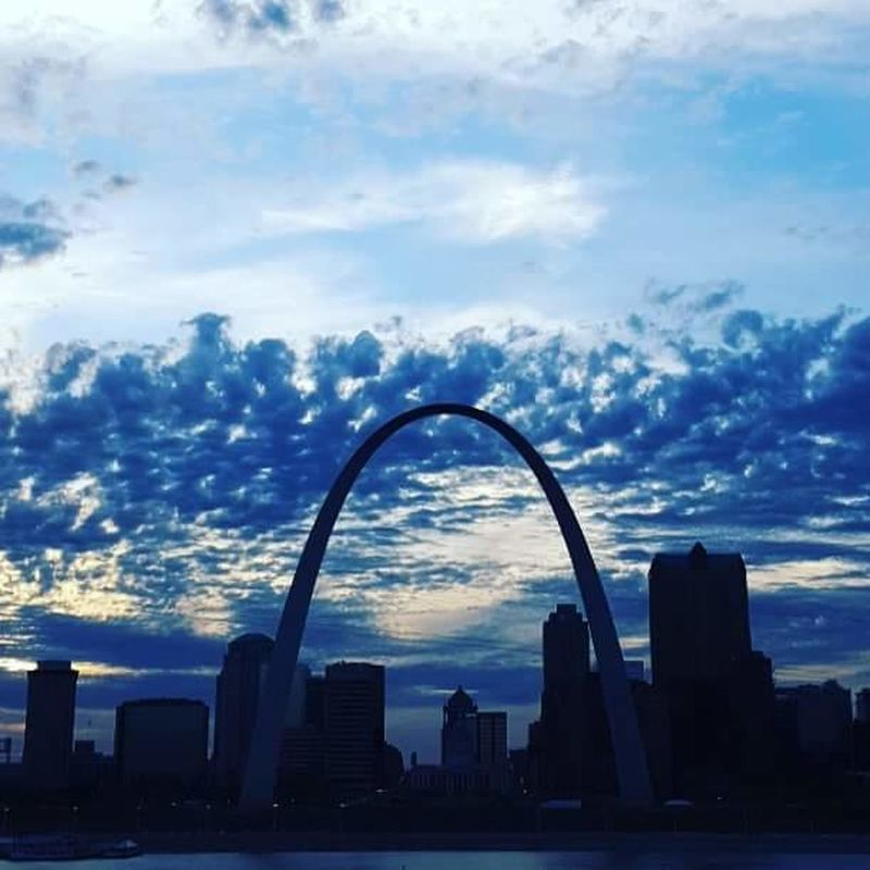 St Louis... City Cloud - Sky Cityscape Sky Dusk Outdoors Travel Destinations Dramatic Sky Skyscraper Urban Skyline Architecture Sea Building Exterior No People Sunset Landscape Storm Cloud Harbor Beauty In Nature Day Stlouis Stl Stl Stlouisgram Stlouisarch