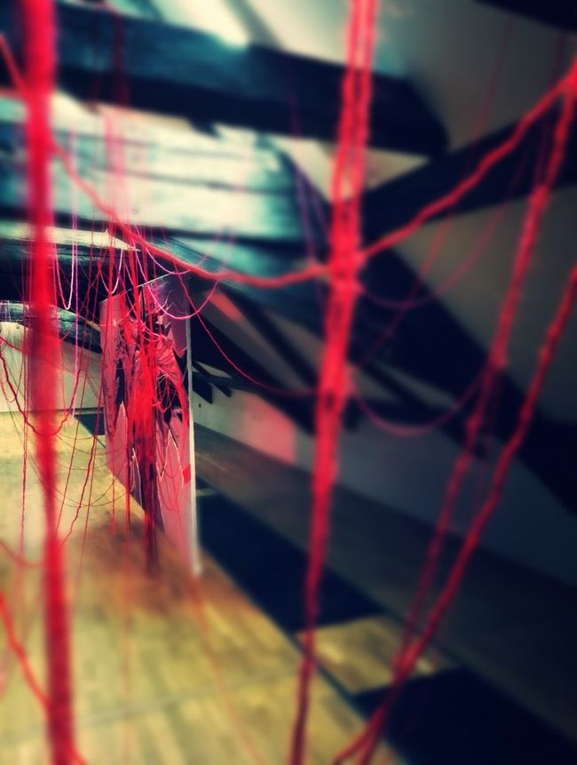 Web Webart Red Red Color Netting Strings Red Strings And Things Strings Of Life ArtWork Art Gallery