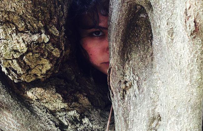 Japan Matsushima Tohoku Miyagi Sister EyeEm Eye Spy Tree Peeking