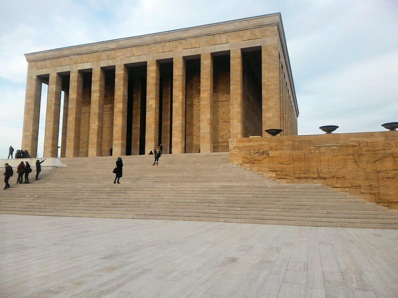 Anıtkabir ATATÜRK ❤ Ankara/turkey
