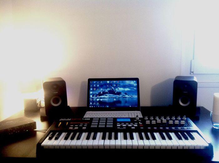 Home Studio Tannoy MPK49 First Eyeem Photo