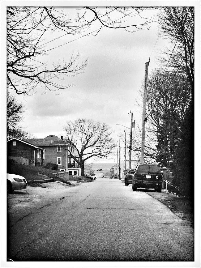 Seaside Streets NEM Mood AMPt_community Beachphotography Street Photography Hull, Massachusetts Blackandwhite Blackandwhite Photography