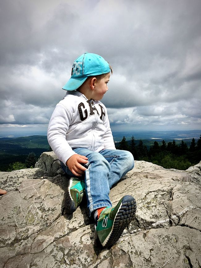 MiniMe❤️ Cloud - Sky Outdoors Nature My Son :) Today's Hot Look