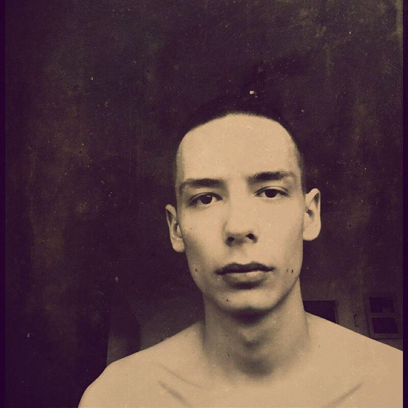 Guy Boy Retro Chlopak koles ziomek selfie typek