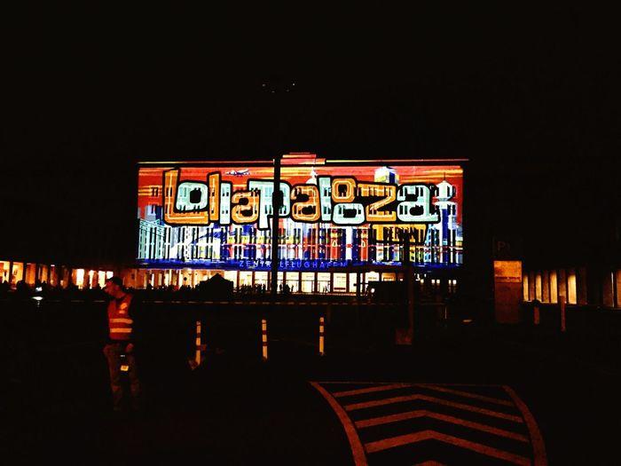 Lollapalooza Lights