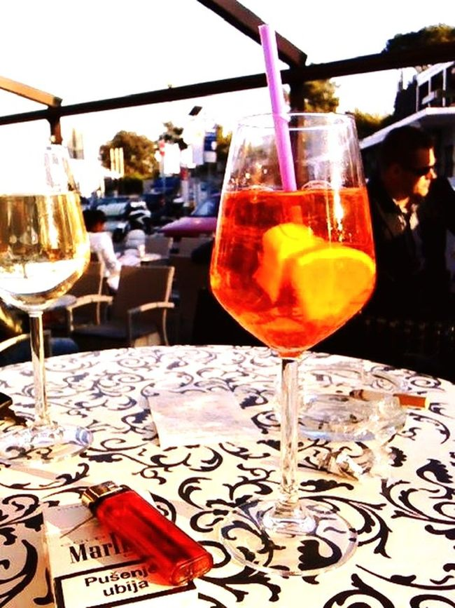 NOstress Mondaymood Aperolspritz Relaxing Time Preparing For Future Exams Student Life