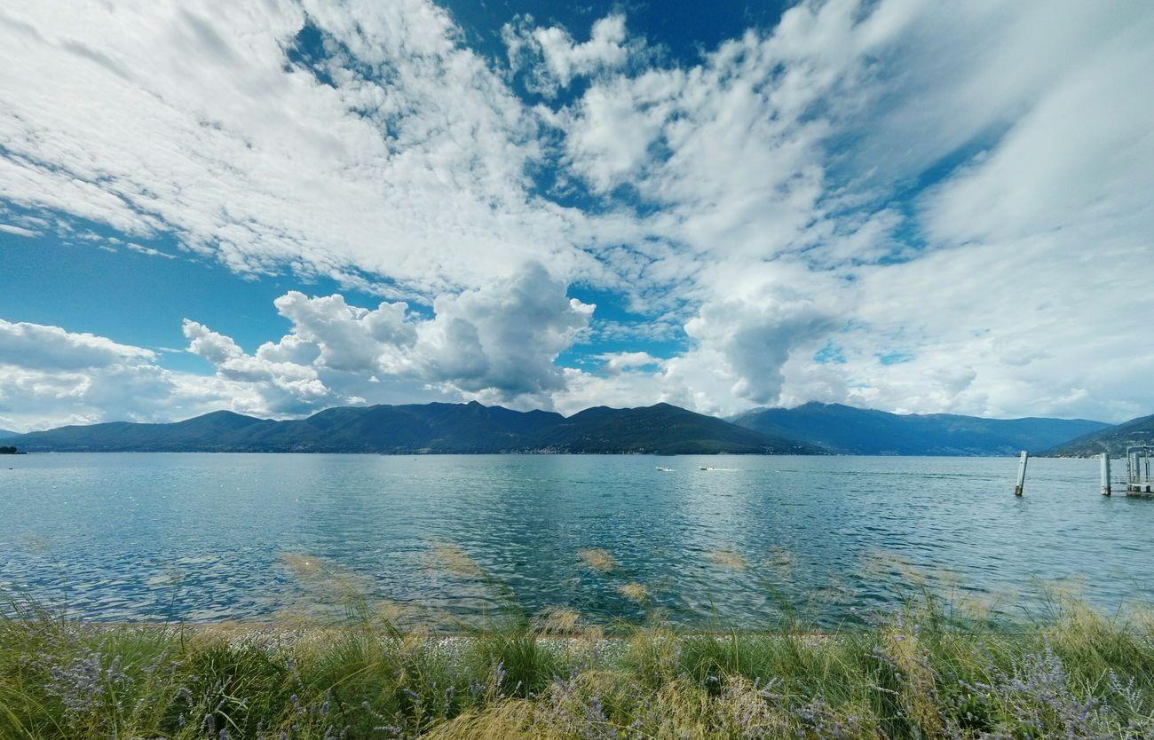 Lake Luino Lagomaggiore