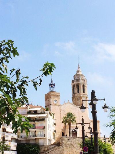 Voyage en Espagne a sitges Taking Photos Traveling Barcelona Sitges