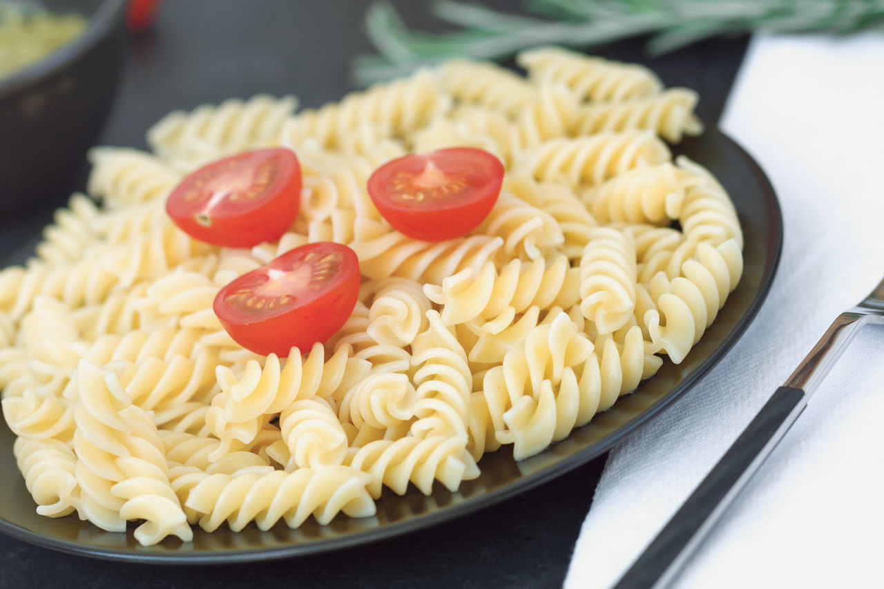 Close-up Day Food Food And Drink Freshness Indoors  Italian Food No People Pasta Raw Food Yellow