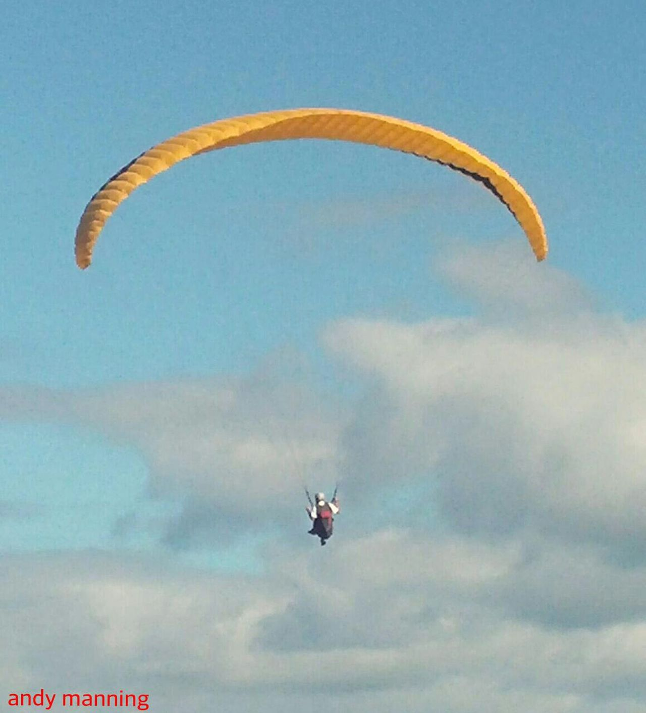 Thermals. The Purist (no Edit, No Filter) Floating Paragliding Lazysunday From My Point Of View Floating Around