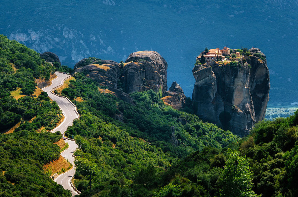 Beautiful stock photos of greece, Beauty In Nature, Built Structure, Catholicism, Christianity