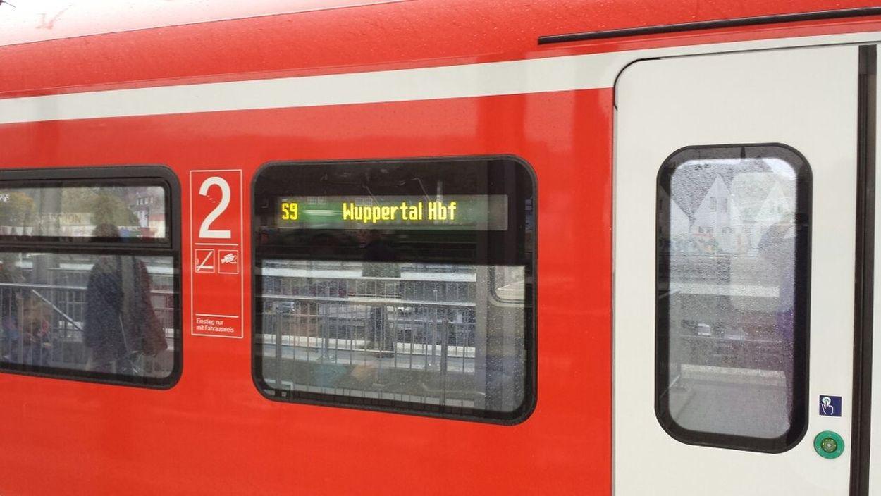 S9 Essen Essen/Ruhr Essen_Ruhr Bahnhof