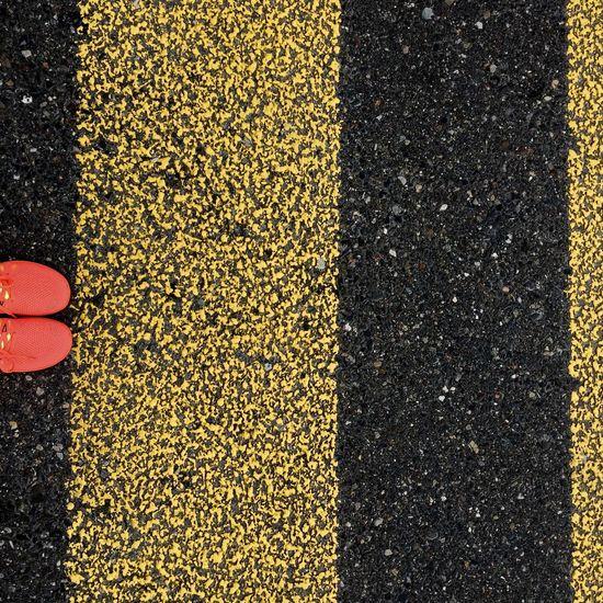 Streetphotography Stripes Nike Fluo  CreativePhotographer OpenEdit