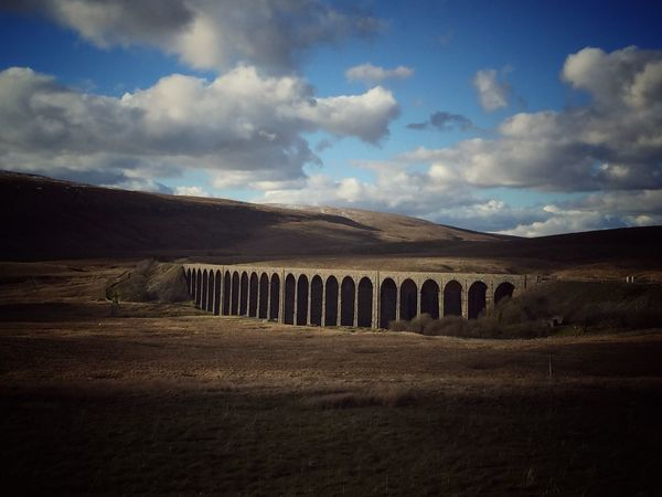Ribblehead😊 Ribbleheadviaduct Yorkshire Yorkshiredales Countryside Clouds Nature Outdoors LoveNature Greatoutdoors Englishcountryside Ingleton Viaduct