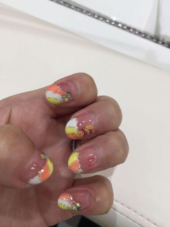Nails ぷーさん