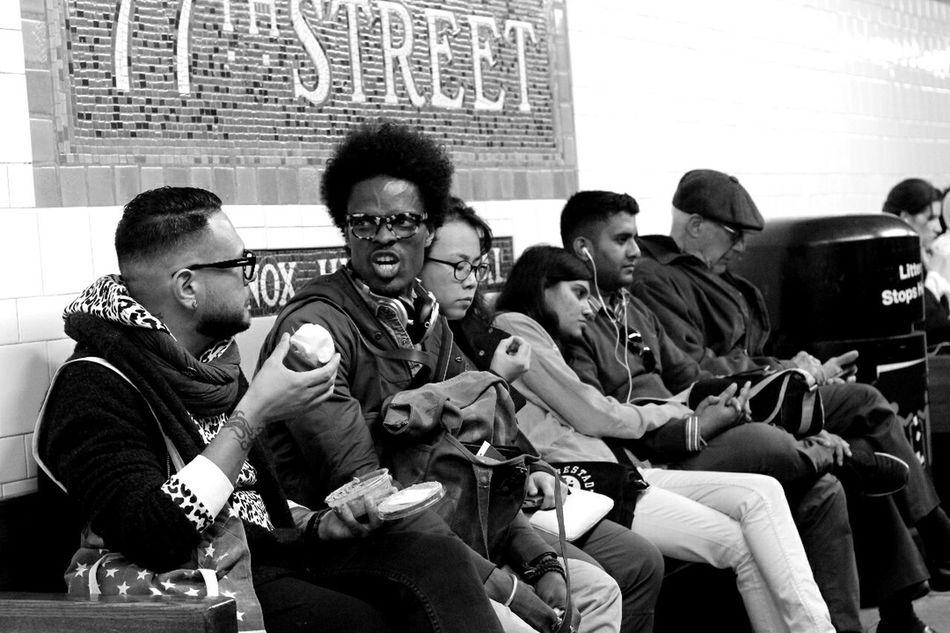 NEW YORK through nuovo rurale. Parte 2 Black And White Streets Street Photography TheMinimals (less Edit Juxt Photography) Streetphoto_bw StreetsWithPeople Street Life Newyork AMPt - Street Bw