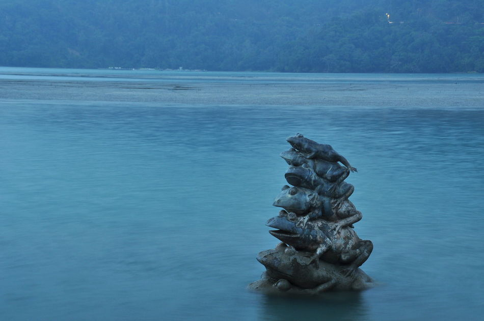 Nature Water Sea Scenics Beauty In Nature Outdoors Tree No People Day Sun Moon Lake Sun Moon Lake Taiwan Nine Frog Lakeside Astrology Sign Everning Status