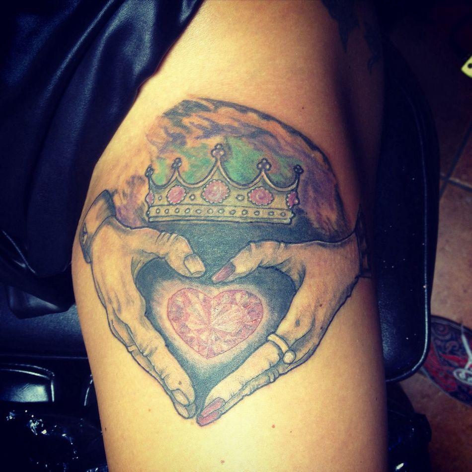 Quando l'amore infiamma il cuore Getting Inked No Pain, No Gain Tattoo Old School