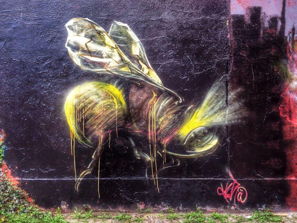 Street Art Graffiti Art Painting Home Is Where The Art Is