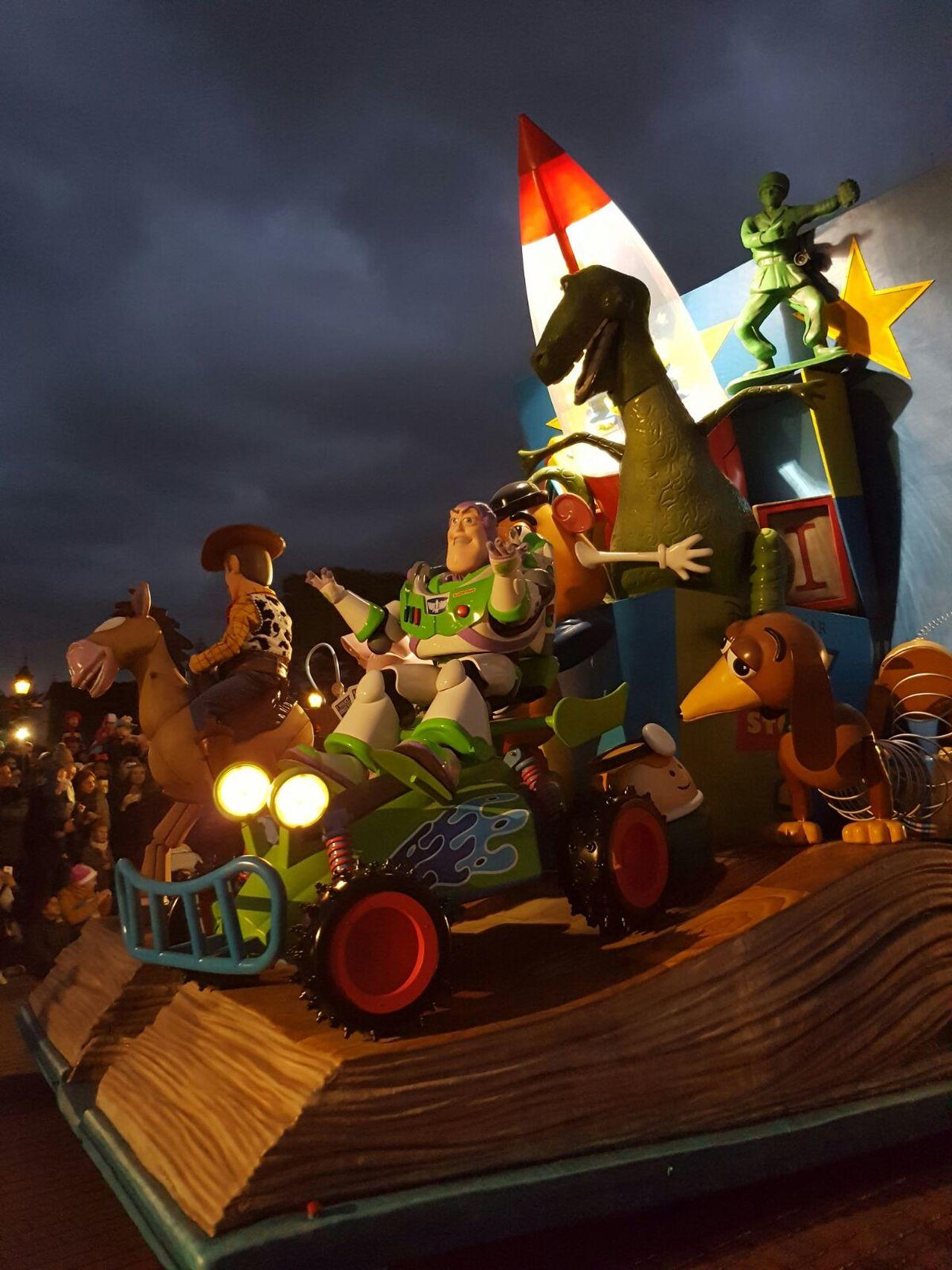 Toystory Disneyland Paris