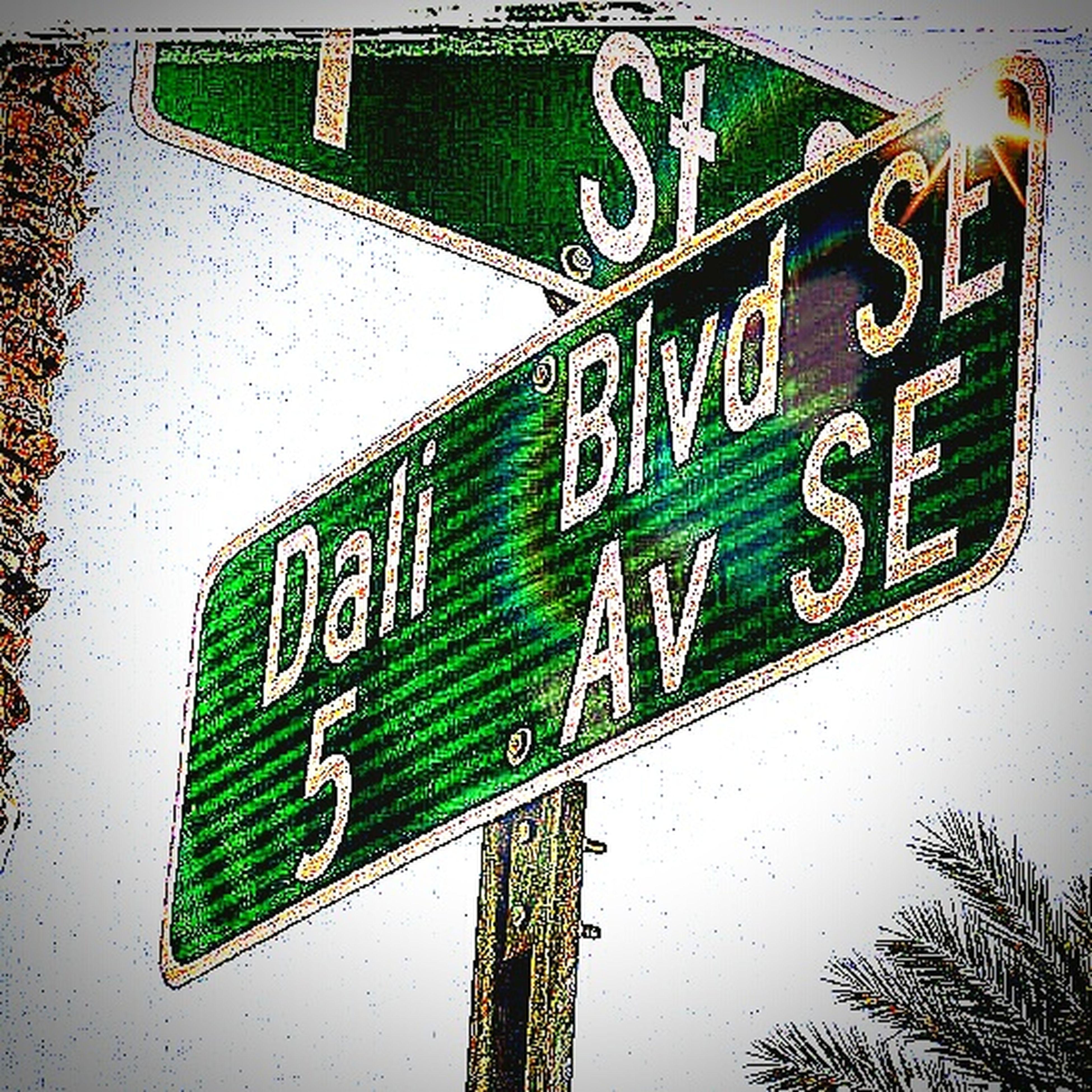 Street Art Taking Photos Street Signs Travel Photography Salvador Dali Dali Museum Floridalivin Floridasky Vacation Art