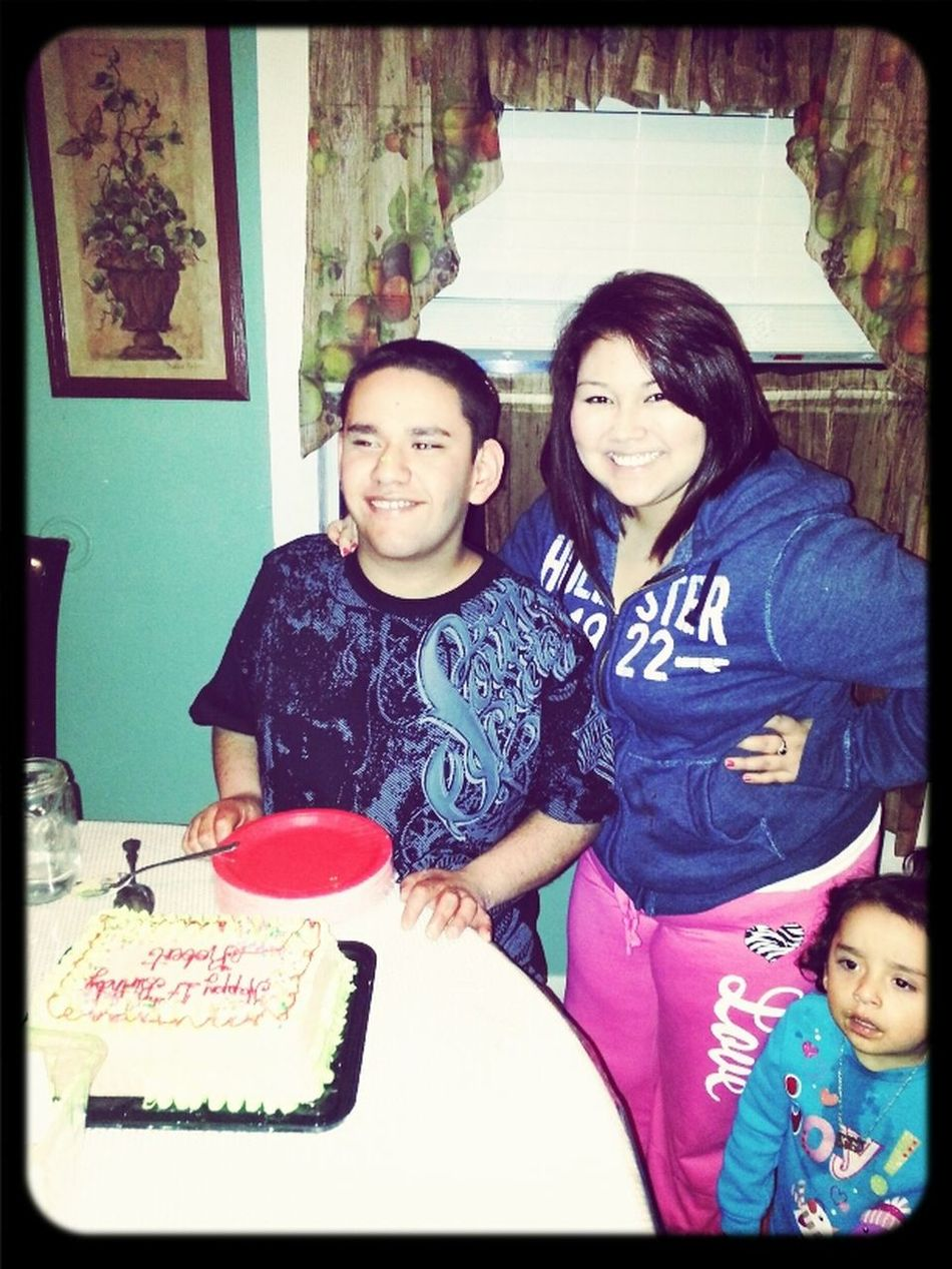 My Baby Brother S Birthday!