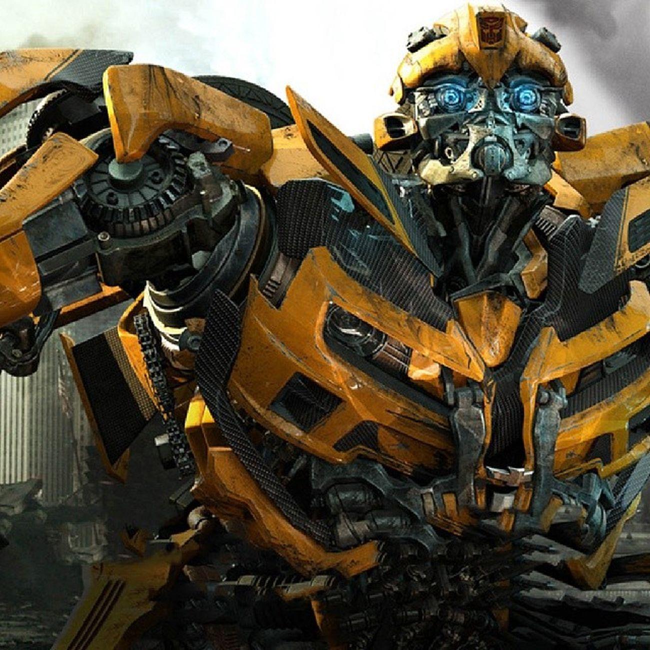 Детка <3 Transformer Bee Bumblebee Yellow like camaro chevrolet