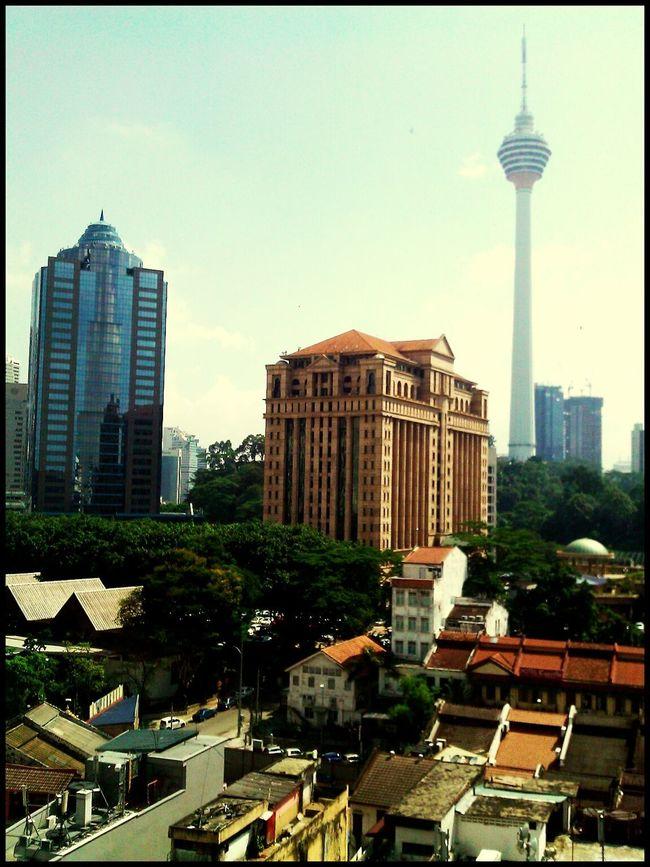 Good morning KL. Kualalumpur Kltower EyeEm Malaysia Sivaanan Omkaraa Arts BuildingPorn Buildings & Sky First Eyeem Photo Firsteyeemphoto Firsteyeempicture