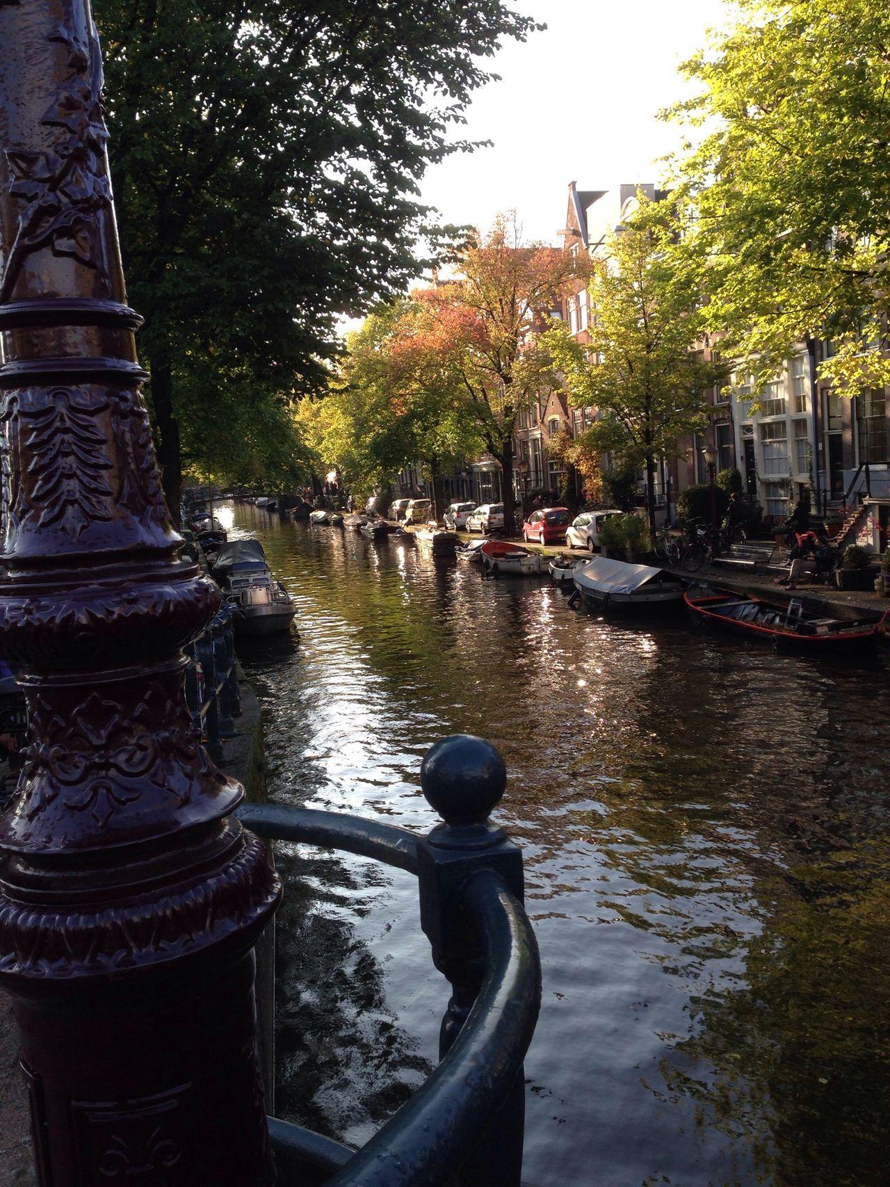 Amsterdam Jordaan Autumn Walking Around Njoyamsterdam Your Amsterdam