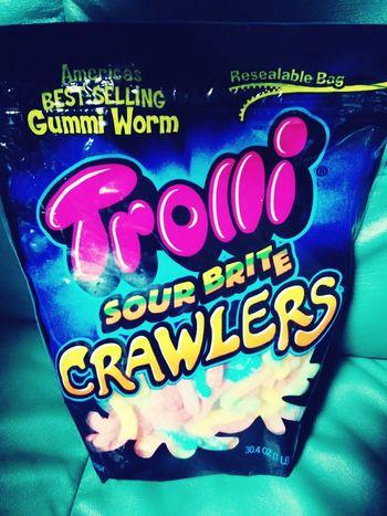 like it♡? Gummy Worms