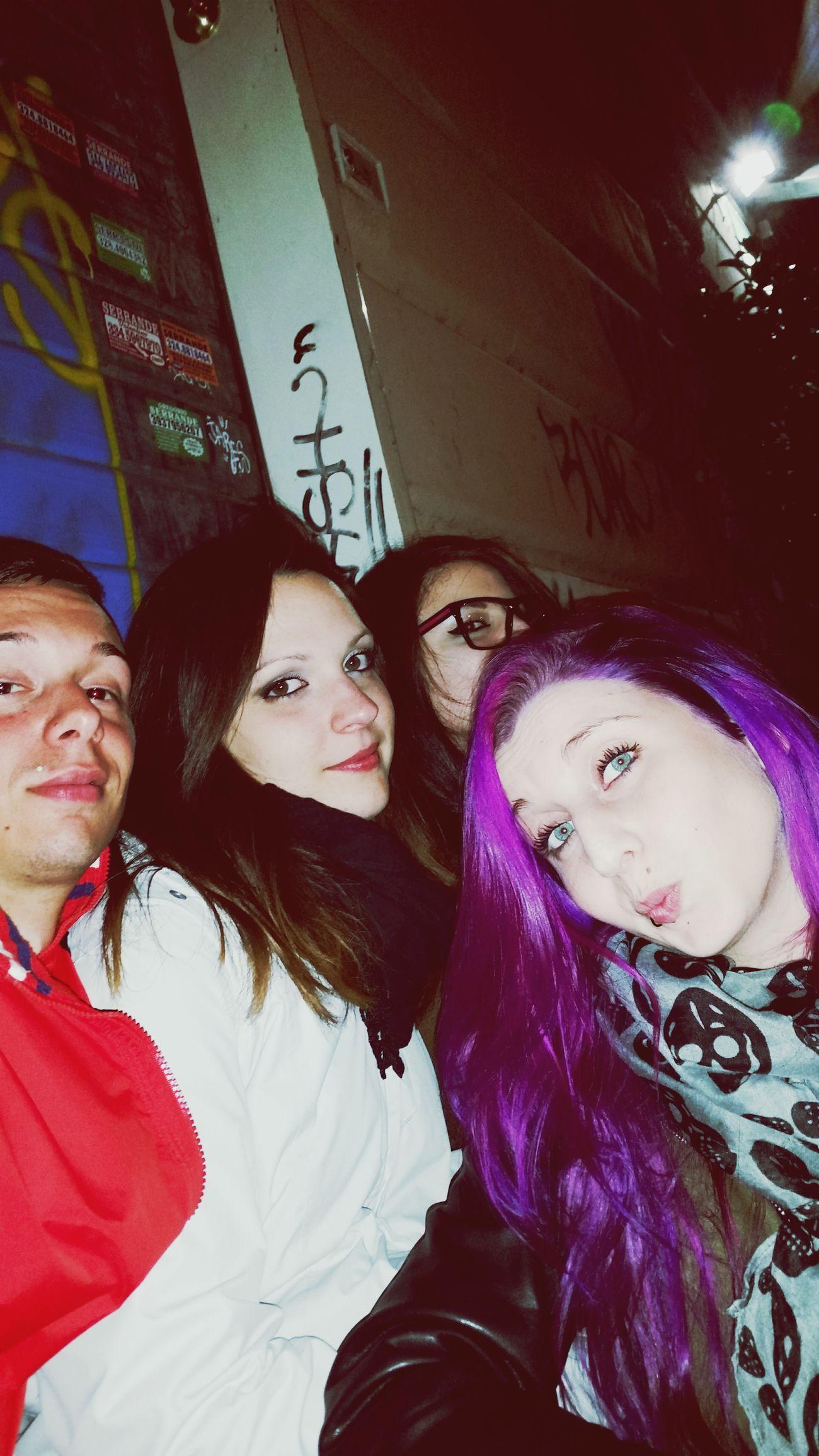 Amici Friends Cornettotime Tanterisate Roma Cheese!