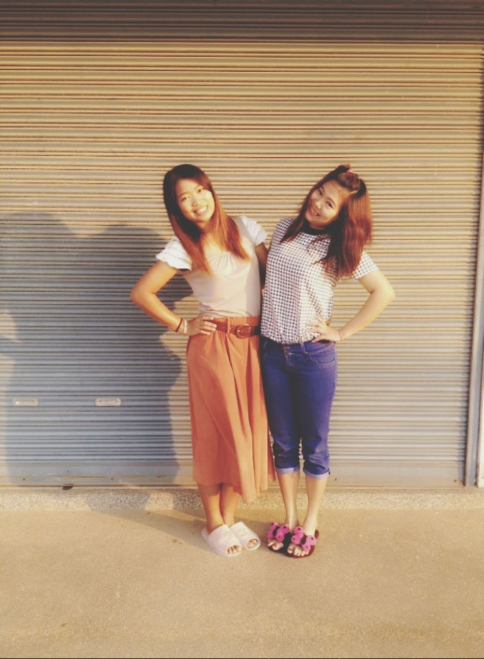 In-Chan siamese twin Funny Friendship Twins Thai's Girl