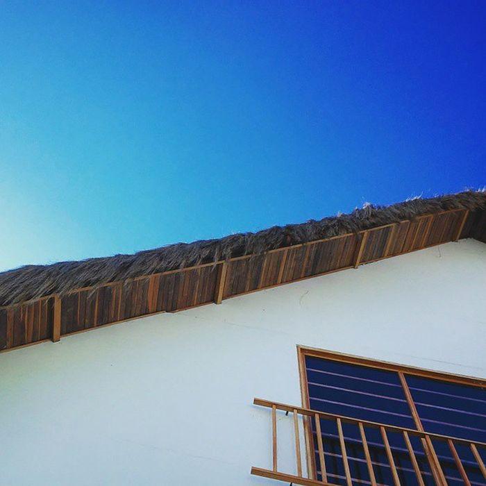 Alpina Sun Cabaña Sky Cabin White Window