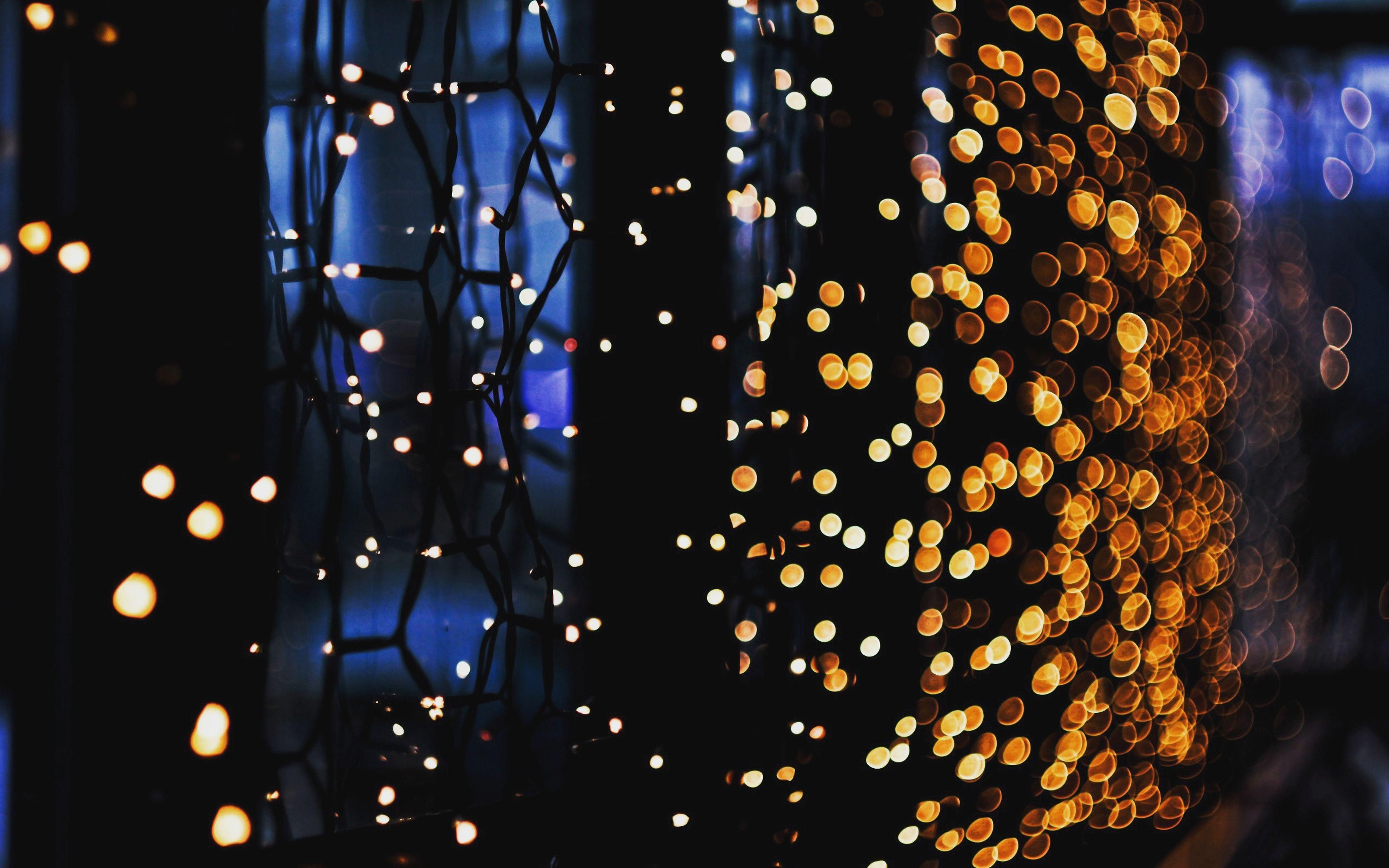 illuminated, night, lighting equipment, glowing, decoration, blue, full frame, outdoors, geometric shape, no people