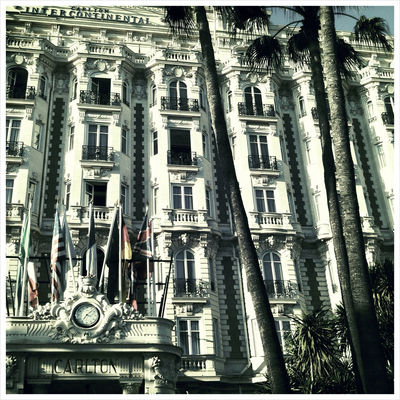 at InterContinental Carlton Cannes by Harrington69