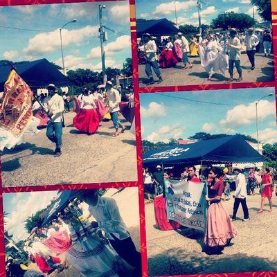 DesfilePenonome Nov3 EscuelaAngelMariaHerrera Panamá CrisolDeRazas Folklore VivaPanama
